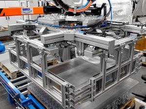Robotizing company in Poland