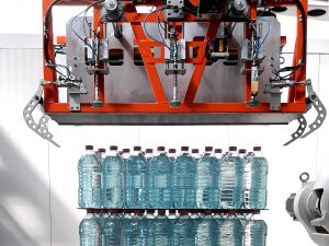 Water palletizing system