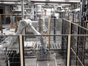 coca-cola machinery