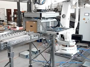 Special palletizing systems