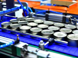 Cans paring device