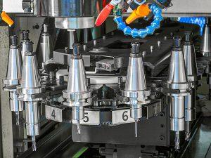 CNC plotter for machining