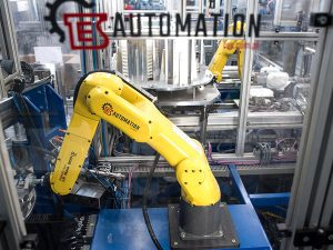 Robot - Automation in gas systems