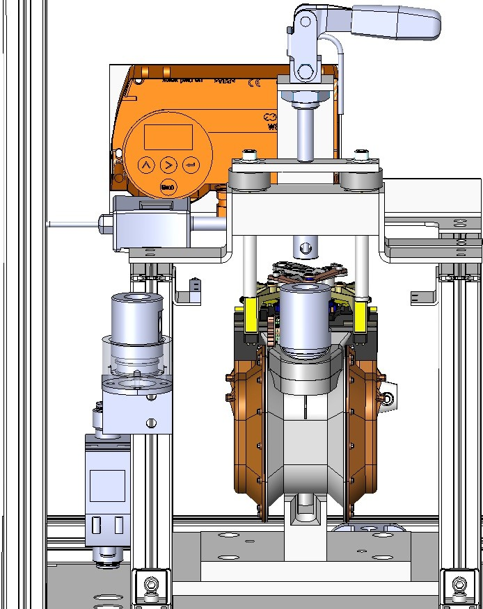 Gas Flowmeters Tightness Testing Device